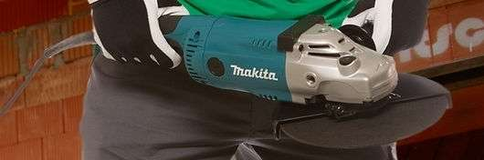 Winkelschleifer von Makita  RWA