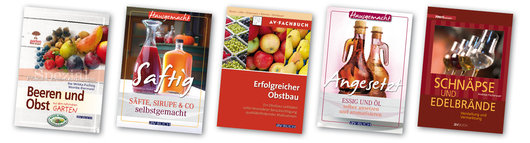 Fachbcher zur Obstverarbeitung  avBUCH-Verlag