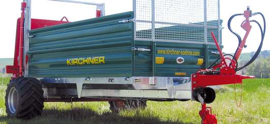 Kirchner Streuer B4050  Kirchner