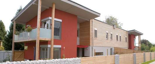 Cleverhaus mit Balkon  Cleverhaus