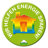 Wir helfen Energie sparen Logo  RWA