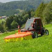 Reform Metrac H6 Zweiachsmher &copy; REFORM