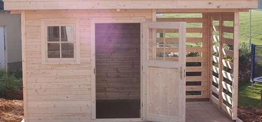 gartenhaus selber aufstellen lagerhaus. Black Bedroom Furniture Sets. Home Design Ideas
