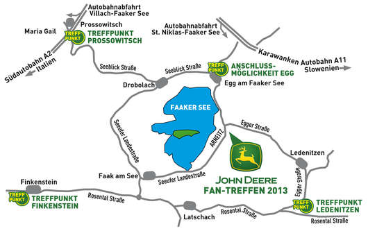 John Deere Fantreffen  RWA