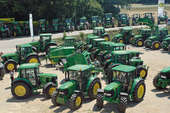 Fantreffen John Deere  John Deere