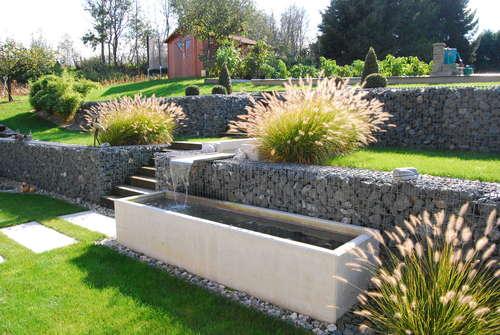 Gabionen Als Gartenzaun, Sichtschutz Oder Stützmauer | Lagerhaus