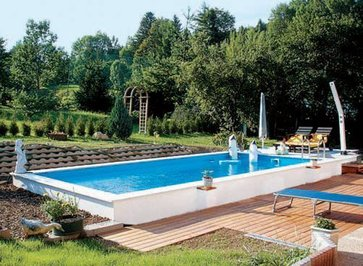 Pool typen im berblick lagerhaus for Swimming pool unterlage