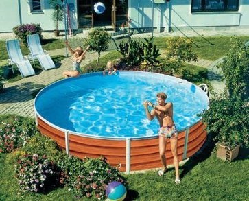 Pool typen im berblick lagerhaus for Garten pool 3m