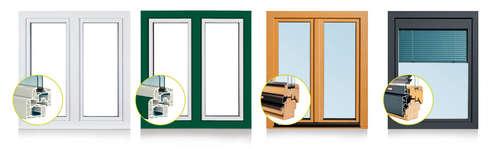 Kunststofffenster Oder Holzfenster ~ Kunststofffenster oder Holzfenster  das passende Material