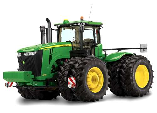 john deere 9r traktor lagerhaus. Black Bedroom Furniture Sets. Home Design Ideas
