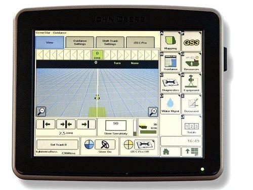 John deere greenstar 2630 monitor lagerhaus for Raumdesigner app