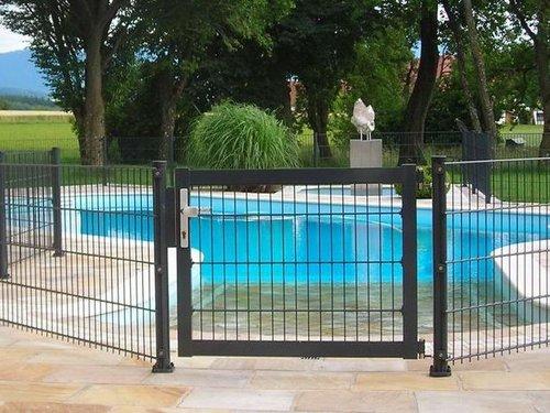 Zaun Fur Pool Und Gartenteich Lagerhaus