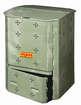 Impos Komposter 600 lt.