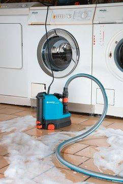 gardena comfort tauchpumpe 9000 aquasensor bau. Black Bedroom Furniture Sets. Home Design Ideas