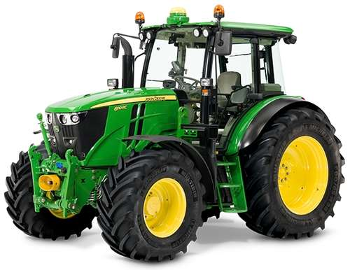 john deere 6rc traktor lagerhaus. Black Bedroom Furniture Sets. Home Design Ideas