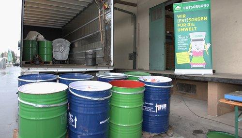 Alte pflanzenschutzmittel entsorgen lagerhaus - Alte fenster entsorgen ...