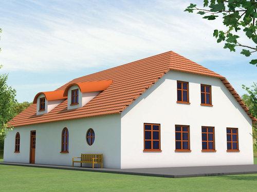 Landwirtschaftliches wohnhaus bauen oder umbauen for Wohnhaus bauen