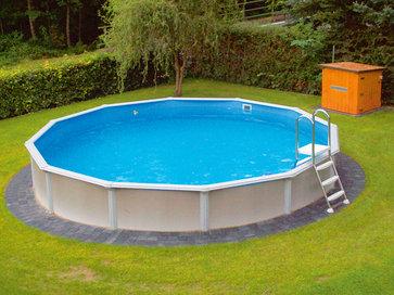 Pool set xxl deluxe bau gartenmarkt baywa vorarlberg for Garten pool vorarlberg