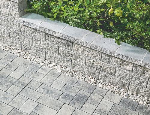 Friedl Steinwerke Zaun Und Mauerstein Faro Bauen