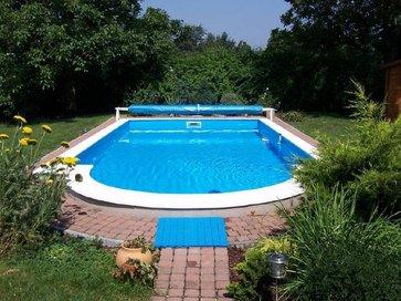 Pool selber bauen | Lagerhaus