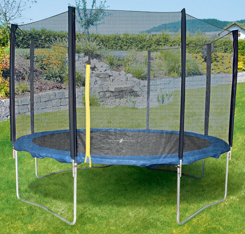 trampolin spa f r kinder erwachsene lagerhaus. Black Bedroom Furniture Sets. Home Design Ideas