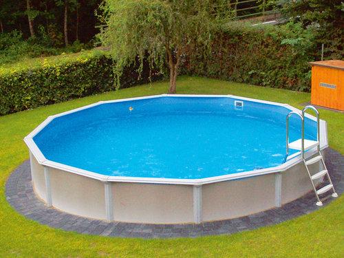 Pool aufstellen garten pool zum aufstellen new garten for Garten pool was beachten