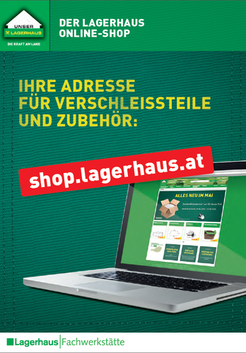 Online Shop Für Ersatzteile Und Zubehör Lagerhaus Mostviertel Mitte
