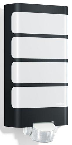 Steinel led sensor au enleuchte l 244 led bau for Raumdesigner app