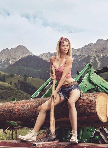 jungbäuerinnen kalender 2018 österreich