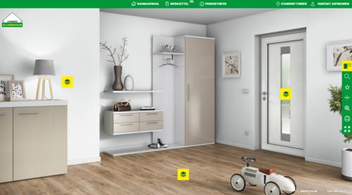 raumplaner zimmer online planen unser lagerhaus whg. Black Bedroom Furniture Sets. Home Design Ideas