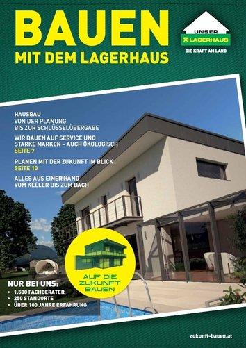 hausbau katalog lagerhaus thermenland. Black Bedroom Furniture Sets. Home Design Ideas