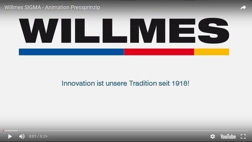 Willmes presse sigma landwirtschaft lagerhaus sortiment for Raumdesigner app