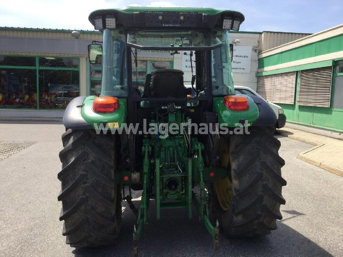 JOHN DEERE 5080R   tractors   Used Equipment   Lagerhaus