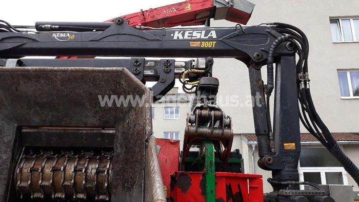 MUS MAX 10XXL | forestry machinery | Used Equipment | Lagerhaus