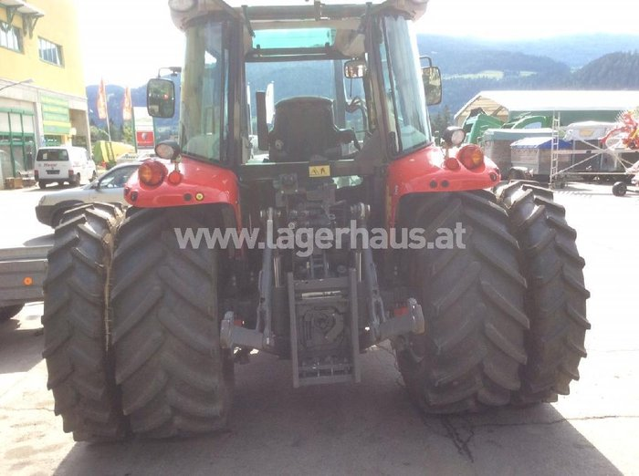 MASSEY FERGUSON MF 5608 DYNA-4 ESSENTIAL | tractors | Used Equipment