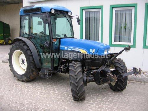 new holland tn 95 fa traktoren gebrauchtmaschinen. Black Bedroom Furniture Sets. Home Design Ideas