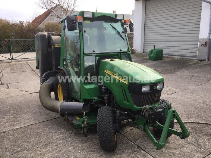 JOHN DEERE KOMPAKTTRAKTOR 2720 | tractors | Used Equipment